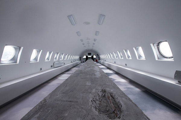 Выставка «Nubis / Облака» на ВДНХ