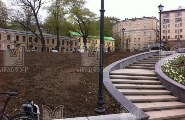 Пешеходная экскурсия «Москва преступная: вход запрещен!» от компании «Мос-Тур»