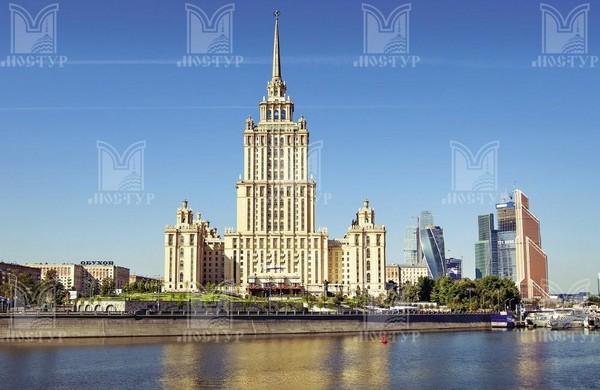 Автобусная экскурсия «Тайны сталинских высоток» от компании «Мос-Тур»