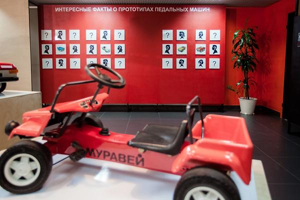 Творческие мастер-классы в Музее Автомобильных Историй