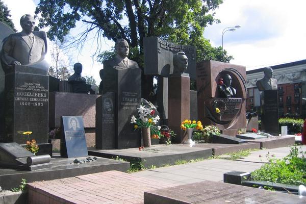 Пешеходная экскурсия «Новодевичий монастырь с посещением Новодевичьего кладбища» от компании «Незабываемая Москва»