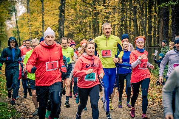 Международное беговое движение parkrun в Москве
