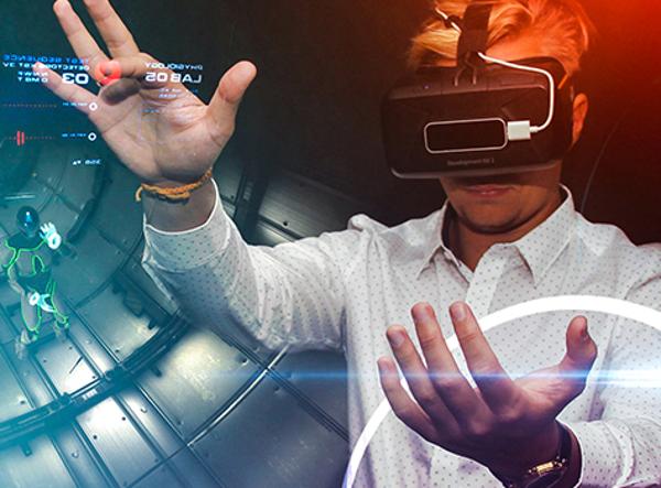 VR квест «Гравитация» - Москва 2020