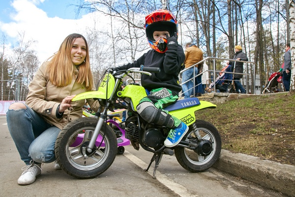 Выставка мотоциклов, квадроциклов и скутеров «Мотовесна»
