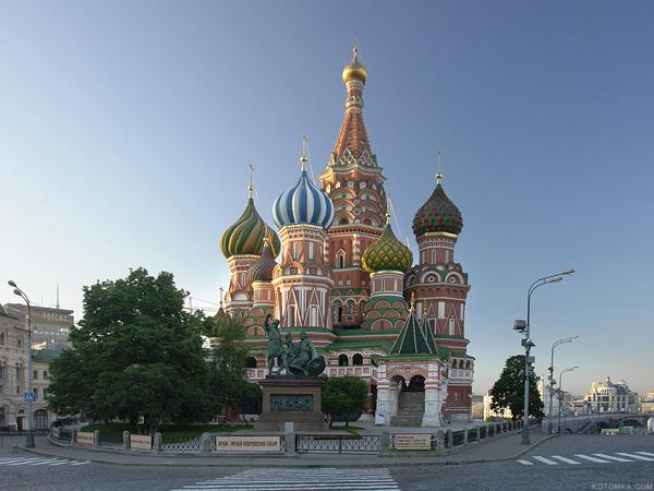 Пешеходная экскурсия по Красной площади и Александровскому саду