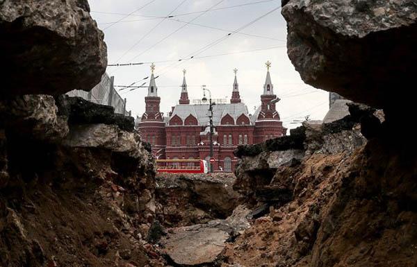 Автобусная экскурсия «Москва — город сокровищ» (Легендарные клады)