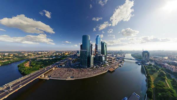 Пешеходно-автобусная экскурсия «Москва – город контрастов»