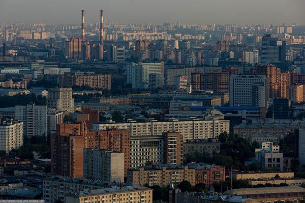 Экскурсия по крышам Москвы «А из нашего окна, площадь Красная видна»