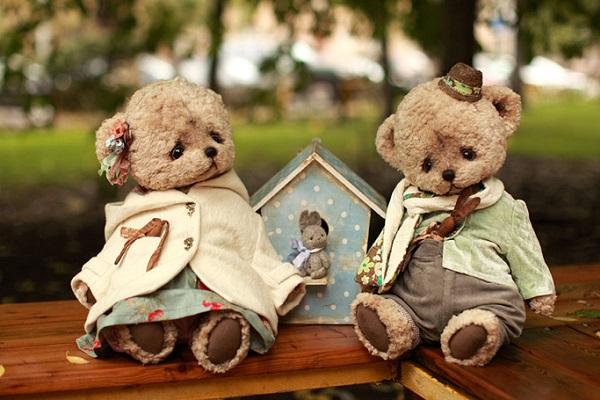 Московская международная выставка коллекционных медведей «Hello, Teddy»
