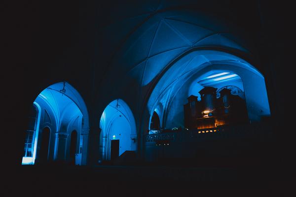 Концерты органной музыки в соборе св. Петра и Павла
