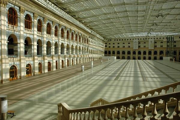 Выставка «История Гостиного двора»
