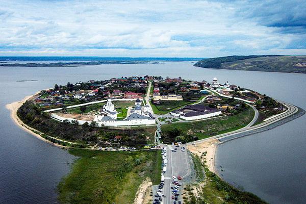 Свияжск — история основания города