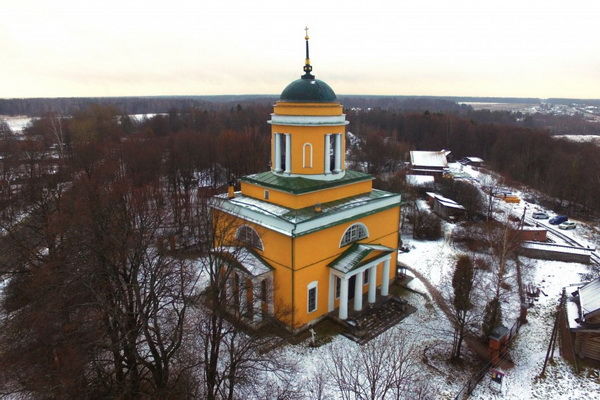 Село Воздвиженское — трагические события