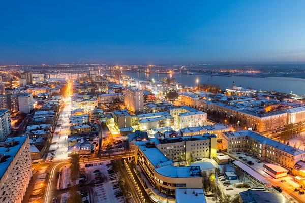 Архангельск — история основания города