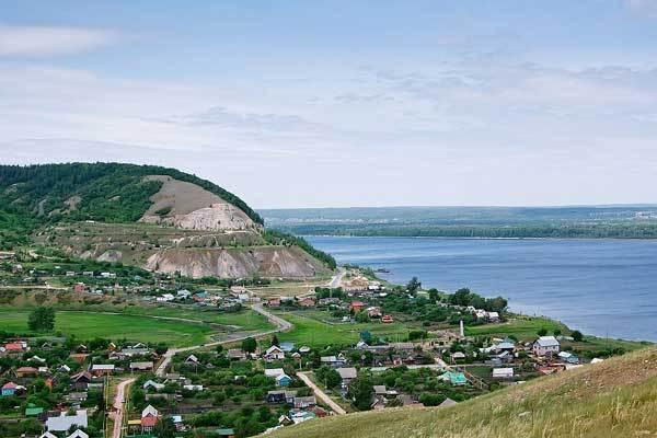 Село Ширяево