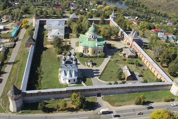 Зарайск — легенда о происхождении названия города