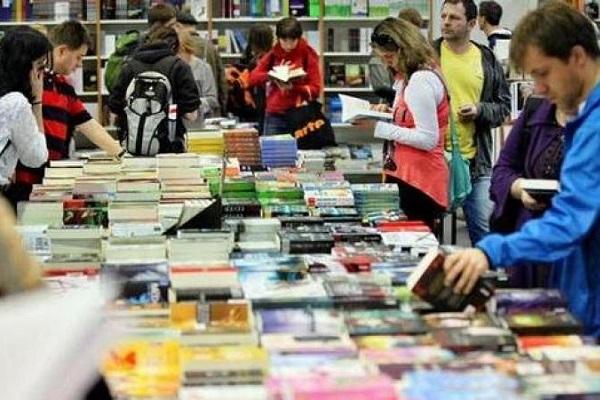 Книжная ярмарка в СК «Олимпийский»