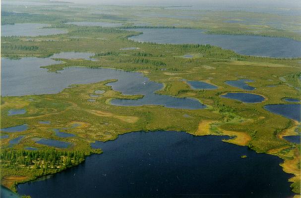 Озеро Нумто