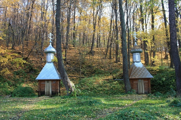 Салолейка — святые источники в Пензенской области