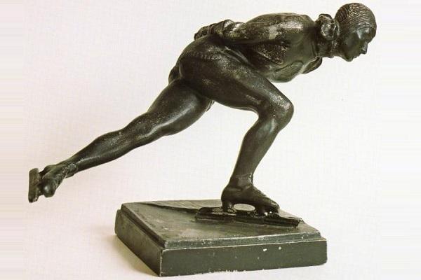 Выставка скульптуры на тему спорта в Третьяковской галерее