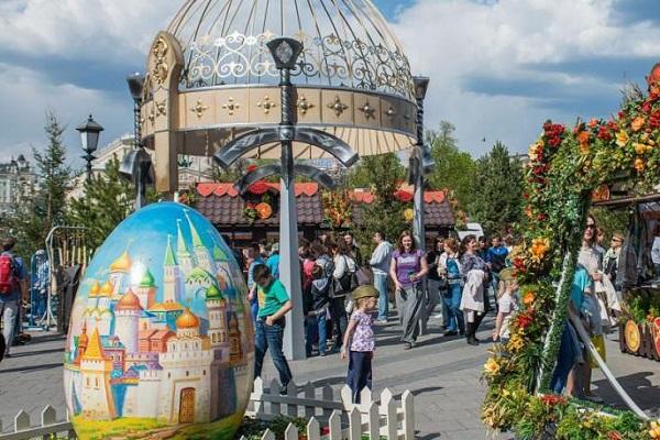 Общегородской фестиваль «Пасхальный дар – 2018»