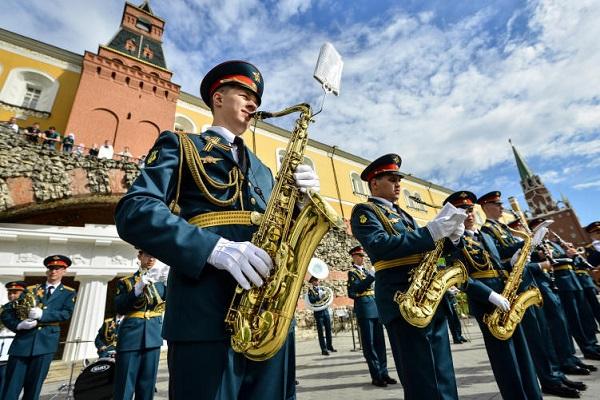 Программа «Военные оркестры в парках»