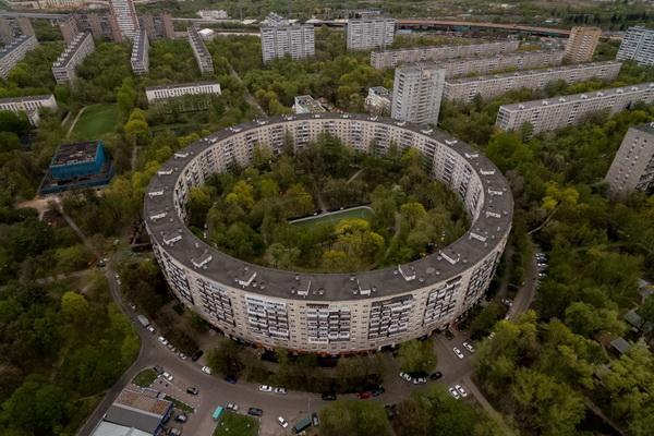 Дом-кольцо
