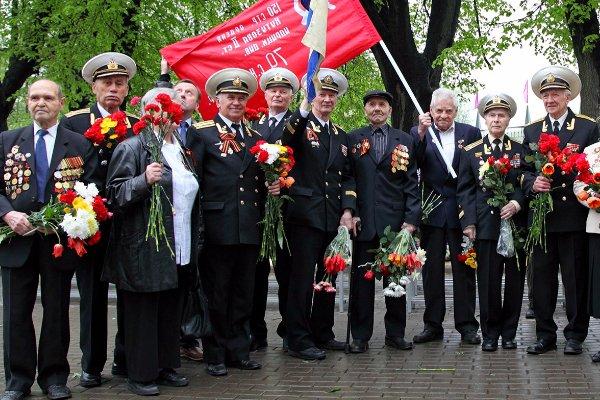 День Победы в столичных парках