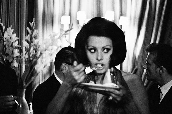 Фотовыставка Марчелло Джеппетти «Dolce Vita»