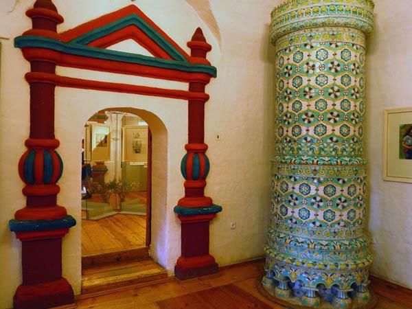 Поездка в Звенигород и Сумароково. Автобусная экскурсия в монастыри Подмосковья