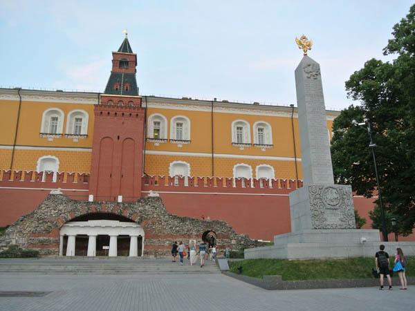 Знаки и символы вокруг Московского Кремля. Прикоснуться к живой истории Москвы и научиться понимать её через архитектурные символы