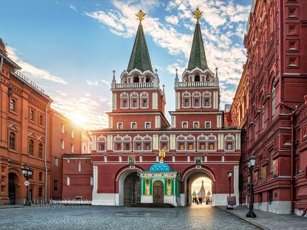 Красная площадь за час. Экспресс-прогулка по достопримечательностям главной площади Москвы