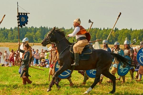 Фестиваль исторической реконструкции «Воиново поле»