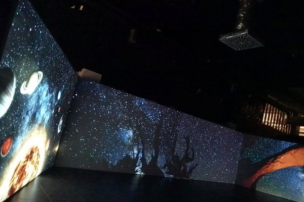 Мультимедийная выставка «Космос: от Галилея до Илона Маска»
