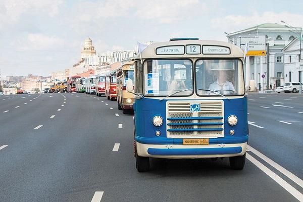 Общегородской праздник «День московского транспорта – 2018»
