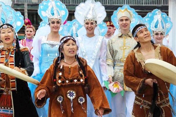 Фестиваль «Многоликая Россия»