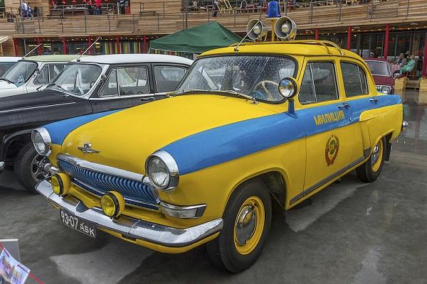 9-й Фестиваль старинных автомобилей и антиквариата «Ретро-Фест – 2018»