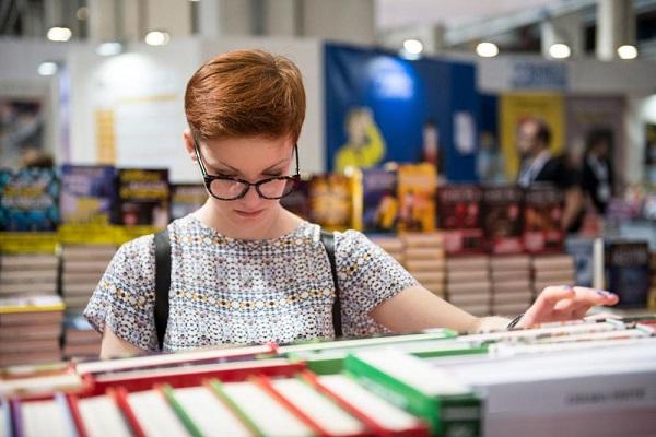 Книжный фестиваль «Букинист»