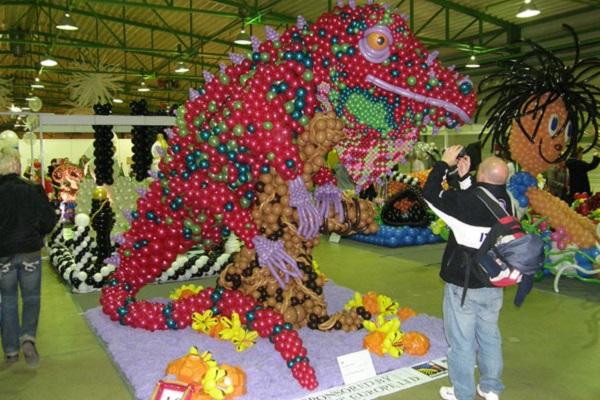 19-й Международный фестиваль воздушных шаров