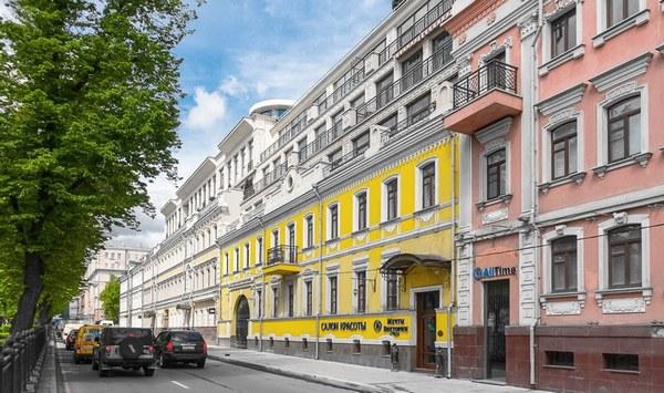 Пешеходная экскурсия «Петровский бульвар: от «Трубы» до МУРа» от компании «Твоя Москва»