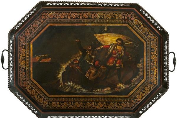 Постоянная экспозиция «Декоративно-прикладное искусство России XVIII – первой трети XIX вв.»