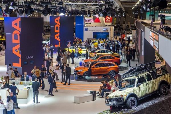 Выставка «Московский международный автомобильный салон – 2018»