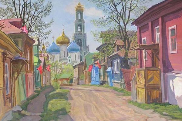 Выставка книжной иллюстрации и графики «Художник думает рисунком»