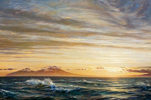 Выставка картин В. Нестеренко «Море…»