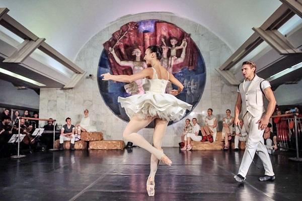 Всероссийская культурно-образовательная акция «Ночь искусств – 2018»