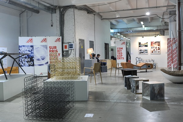 Фестиваль «Moscow Design Week – 2018»