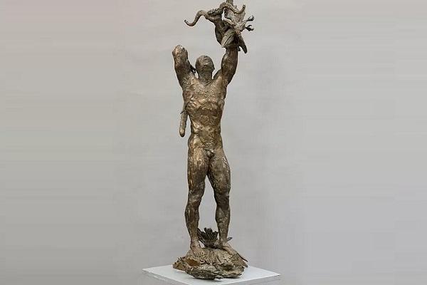 Выставка скульптуры «Природа форм»