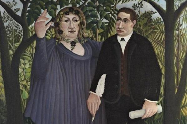 Выставка «Парижские вечера баронессы Эттинген»