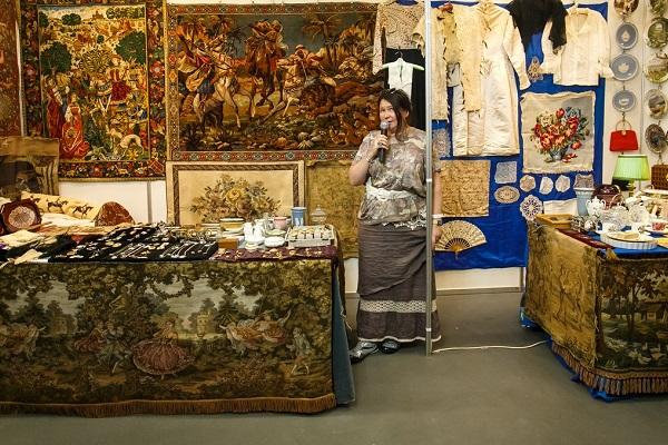 Выставка-продажа «Гранд Текстиль – 2018»