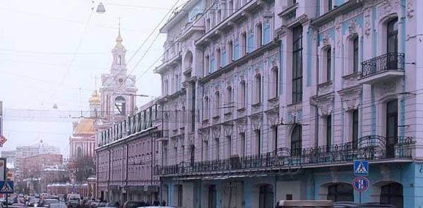 Пешеходная экскурсия «Басманный район – старинный уголок столицы»